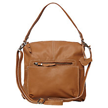 Buy White Stuff Cruz Bag, Tan Online at johnlewis.com