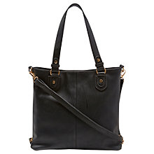 Buy Oasis Ashley Satchel Bag, Black Online at johnlewis.com