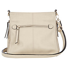 Buy Oasis Ashley Cross Body Bag, Neutral Online at johnlewis.com