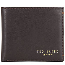 Buy Ted Baker Anthonys Leather Bifold Wallet Online at johnlewis.com