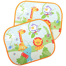 Buy Fisher-Price Pop-Up Rainforest Sunshade, Pack of 2 Online at johnlewis.com