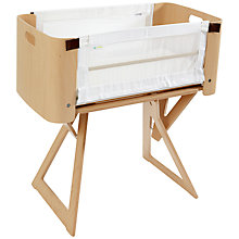 Buy Bednest Bedside Crib Online at johnlewis.com