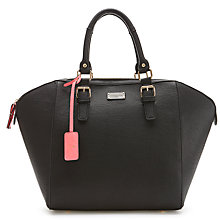 Buy Paul's Boutique Betsy Large Tote Bag, Black Online at johnlewis.com
