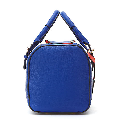 Buy Paul's Boutique Annie Bowling Bag, Electric Blue Online at johnlewis.com