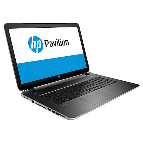 Buy HP Pavilion 17-f010na Laptop, Intel Core i5, 8GB RAM, 1TB, 17.3
