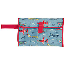 Buy Cath Kidston Planes Changing Mat, Blue Online at johnlewis.com