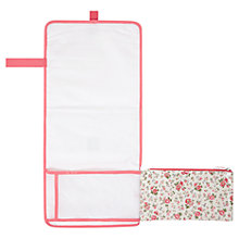 Buy Cath Kidston Bramley Changing Mat, Cream Online at johnlewis.com