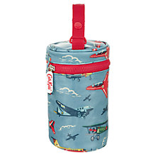 Buy Cath Kidston Retro Planes Bottle Bag, Blue Online at johnlewis.com
