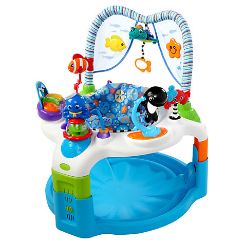 Buy Baby Einstein Neptune Activity Saucer John Lewis