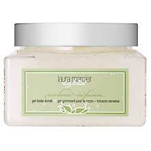 Buy Laura Mercier Verbena Infusion Gel Body Scrub Online at johnlewis.com