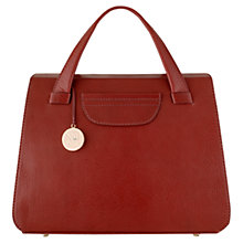 Buy No 1 Radley London Notting Hill Leather Grab Bag Online at johnlewis.com