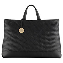 Buy No 1 Radley London Bond Street Grab Bag, Navy Online at johnlewis.com