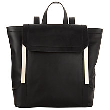 Buy COLLECTION by John Lewis Joile Gold Bar Rucksack Online at johnlewis.com