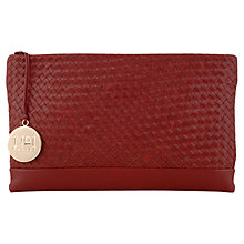 Buy No 1 Radley London Bond Street Leather Clutch Bag Online at johnlewis.com
