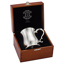 Buy Royal Selangor Crown & Rose Bell Tankard Online at johnlewis.com