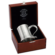 Buy Royal Selangor Crown & Rose Eton Tankard Online at johnlewis.com