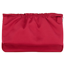 Buy Coast Chi Clutch Bag, Hot Pink Online at johnlewis.com