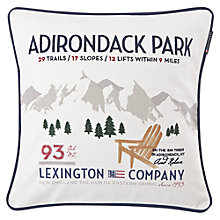 Buy Lexington The Fall Collection Adirondack Park Cushion Online at johnlewis.com