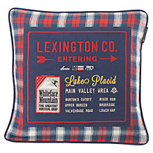 Buy Lexington The Fall Collection Lake Placid Cushion Online at johnlewis.com