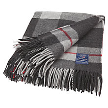 Buy Lexington Icons Checked Wool Throw Online at johnlewis.com