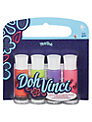 Play-Doh Doh Vinci  Refill, Pack of 4, Assorted