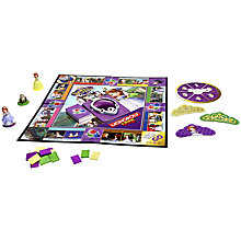 Buy Disney Princess Sofia The First Monopoly Junior Online at johnlewis.com