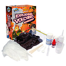 Buy Wild Science Exploding Volcano Workshop Online at johnlewis.com