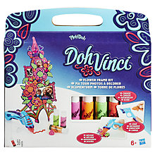 Buy Play-Doh Doh Vinci Flower Tower Online at johnlewis.com