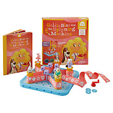 Buy GoldieBlox and the Spinning Machine Activity Set Online at johnlewis.com