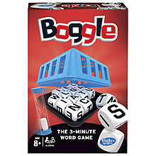 Buy Boggle Game Online at johnlewis.com