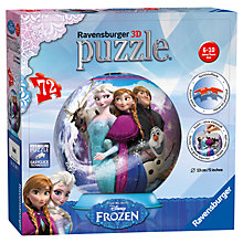 Buy Ravensburger Frozen 3D Puzzle Online at johnlewis.com