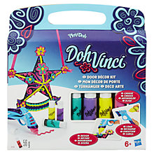 Buy Play-Doh Doh Vinci Door Décor Kit Online at johnlewis.com