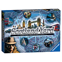 Buy Ravensburger Scotland Yard Board Game Online at johnlewis.com