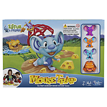 Buy Elefun & Friends Mousetrap Game Online at johnlewis.com