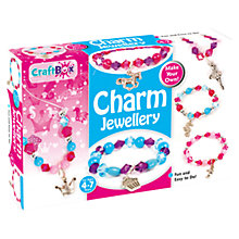 Buy Make Your Own Charm Jewellery Kit Online at johnlewis.com