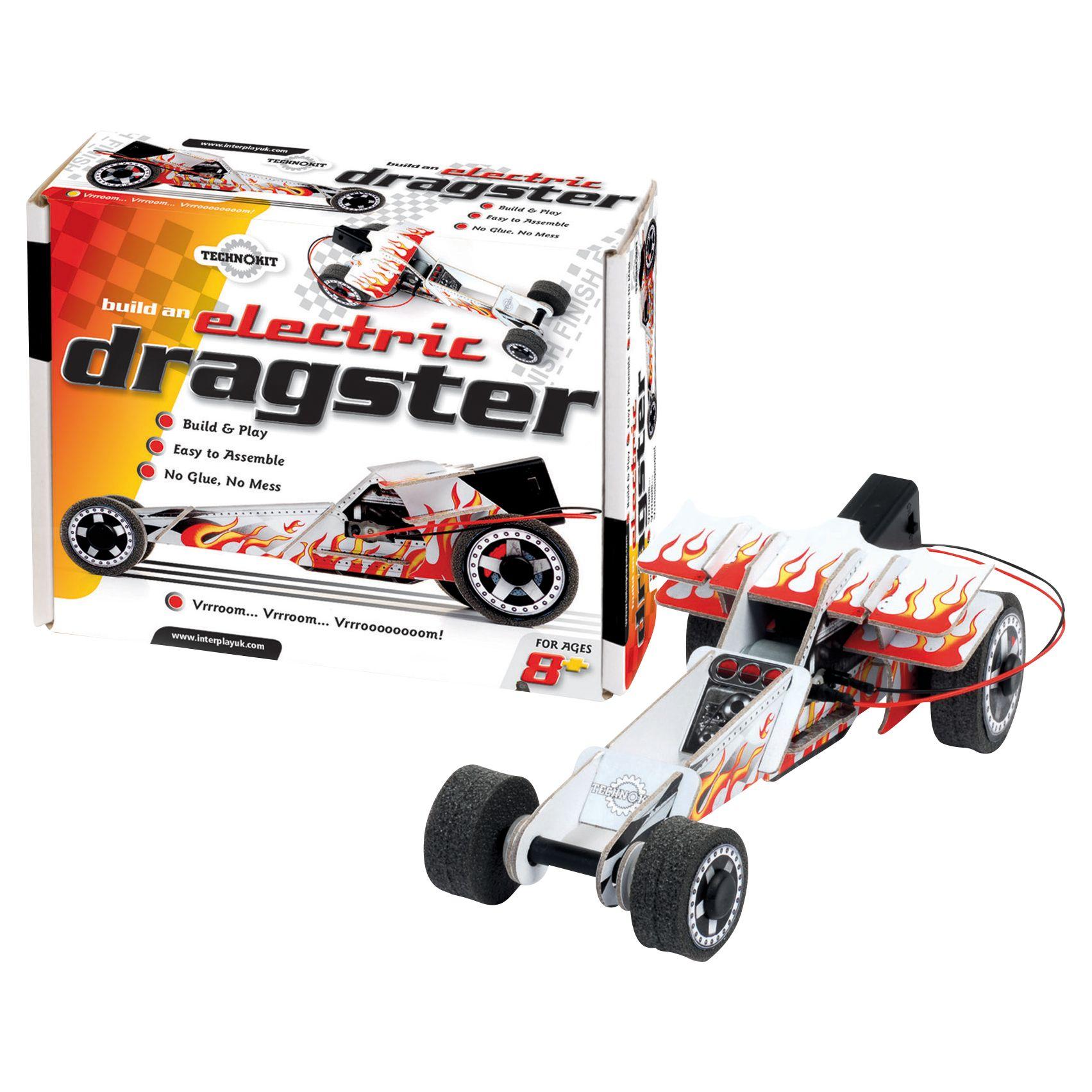 Technokit Technokit Electric Dragster Kit
