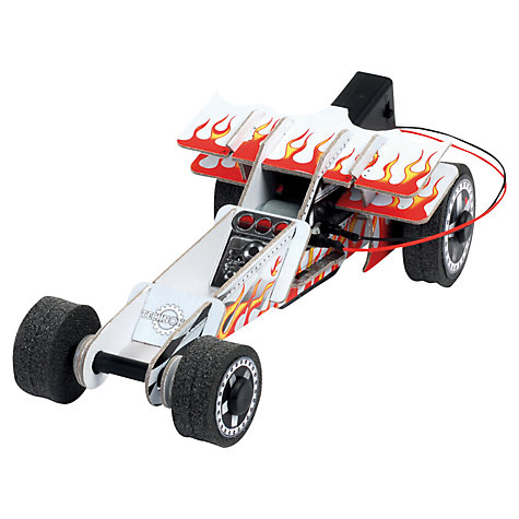 Buy Technokit Electric Dragster Kit Online at johnlewis.com