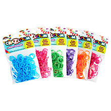 Buy Cra-Z-Loom Fashion Colour Bands, Assorted Online at johnlewis.com