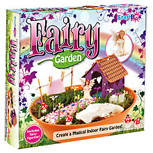 Buy Fairy Garden Kit Online at johnlewis.com