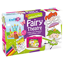 Buy Colour and Play Fairy Theatre Kit Online at johnlewis.com