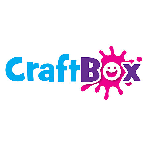 Buy Craft Box Colour and Play Fairy Theatre Kit Online at johnlewis.com