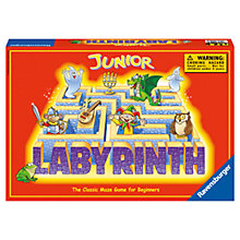 Buy Ravensburger Junior Labyrinth Online at johnlewis.com