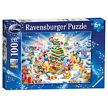 Buy Ravensburger Disney Christmas Jigsaw Puzzle Online at johnlewis.com