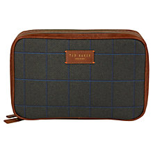 Buy Ted Baker Tweed Clobber Bag, Multi Online at johnlewis.com