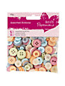 Docrafts Vintage Buttons, 50g
