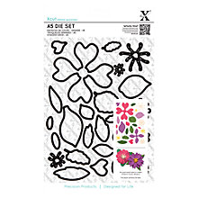 Buy Docrafts Xcut 3D Flower Die Cuts, Pack of 24 Online at johnlewis.com