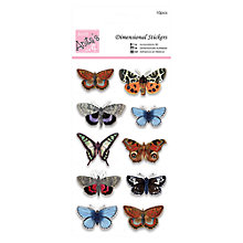 Buy Docrafts Anita's 3D Butterflies Online at johnlewis.com