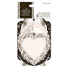 Buy Docrafts Die-cut Notelets, Pack of 30 Online at johnlewis.com