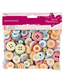 Docrafts Vintage Buttons, 250g