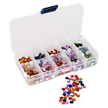 Buy Docrafts Assorted Gems and Organiser Online at johnlewis.com